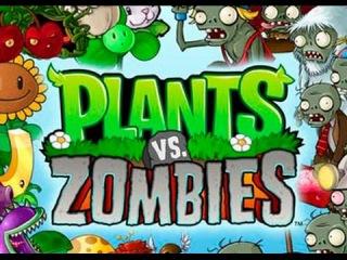 третье видео НЕ майнкрафт/плантация против зомби
