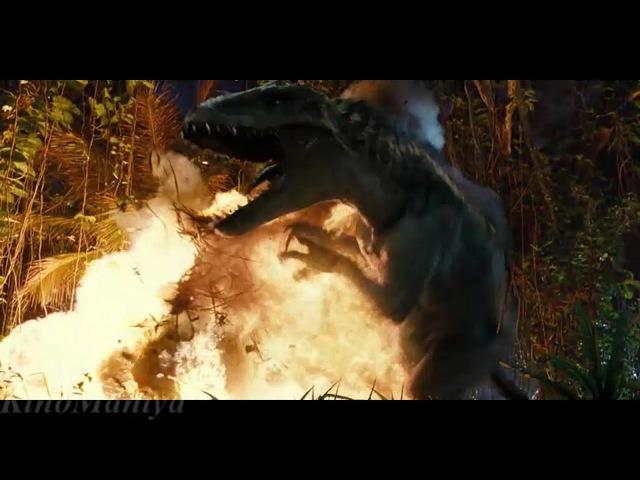 Рапторов выпустили на охоту. Динозавры / Raptors released for hunting. Dinosaurs