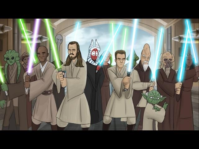 Как Следовало Закончить Фильм Звёздные войны: Эпизод 1 – Скрытая угроза