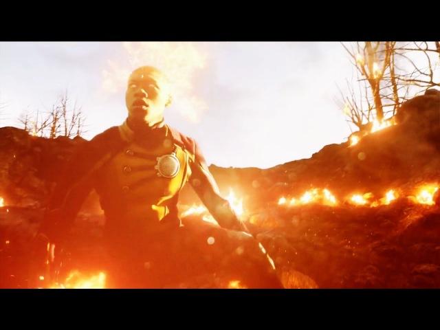 Огненный Шторм поглощает взрыв. Легенды завтрашнего дня / DC's Legends of Tomorrow