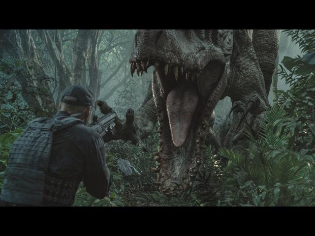 Побег Динозавра. Индоминус Рекс. Мутант/Dinosaur Escape. Indominus Rex. Mutant