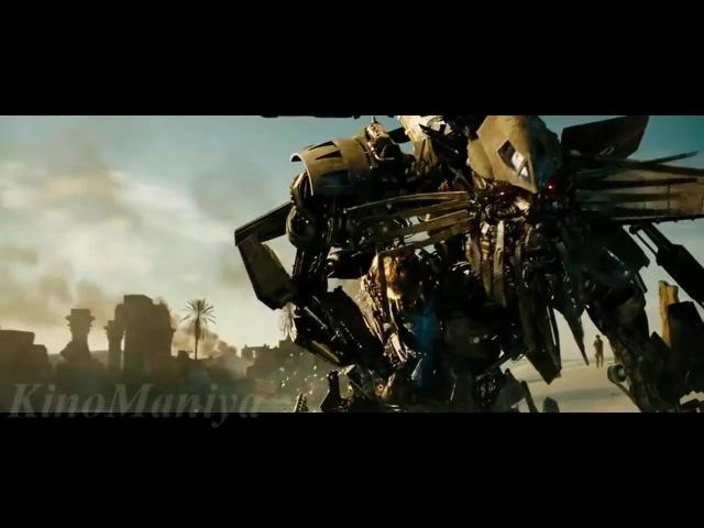 Воскрешение Прайма. Оптимус vs Фоллен./Resurrection Prime. Optimus vs Fallen.