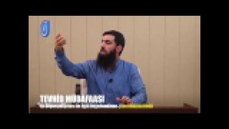 Üniversite çaycısından cevaplar Ebu Hanzala