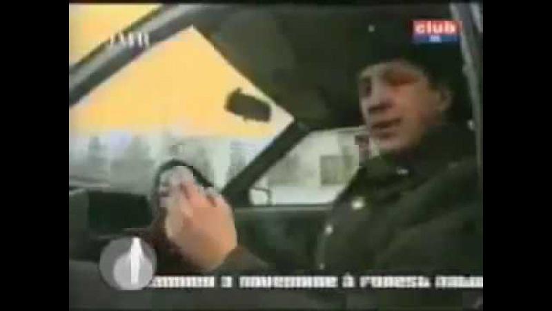 Реклама ВАЗ 2109 90-х годов
