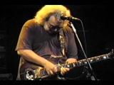 Band Intro &amp Think (2 cam) - Jerry Garcia Band - 11-9-1991 Hampton, Va. set2-04