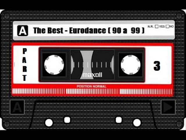 The Best Eurodance ( 90 a 99 ) - Part 3