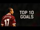 Henrik Larsson ᴴᴰ ● Top 10 Goals for club career ●