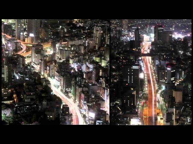 Самый красивый город в мире:Токио[Very beautiful town:Tokio city](HD)