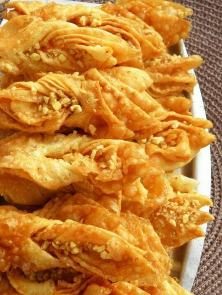 Крымская пахлава с медом пляжная рецепты