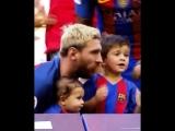 Тьяго и Матео Месси/Thiago and Mateo Messi