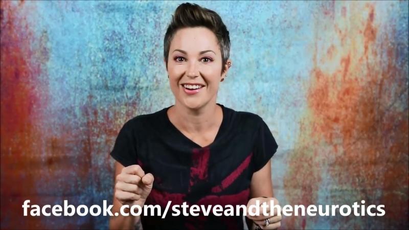Steve and the Neurotics Commercial (Starring Kim Rhodes) | Ким Родс