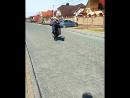 Yamaha aerox 72cc