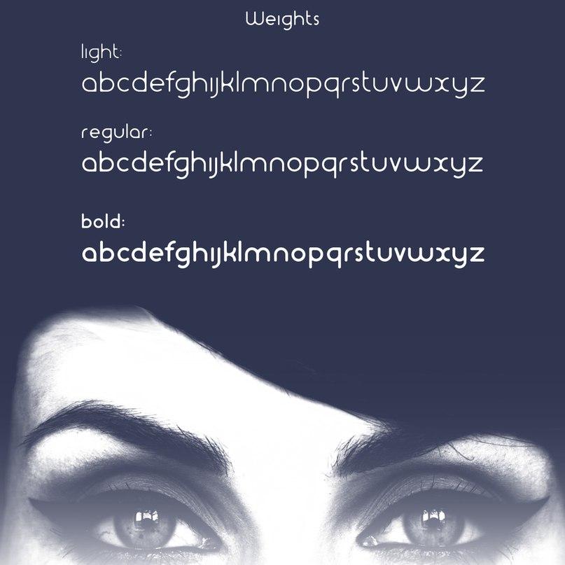 Iris шрифт скачать бесплатно