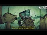 Gel  Un uomo di plastica ft. Fabri Fibra (subt