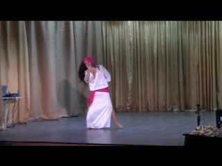 Veronika Shulkevich , festival 'Ahsan Nass 2016'. Balady. Winner in profesional 66