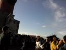 Латинские танцы....на улицах Петербурга. Город контрастов: вечерняя прохлада (суровый климат.......) и зажигательные ритмы)