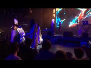 Студия современного этно-танца