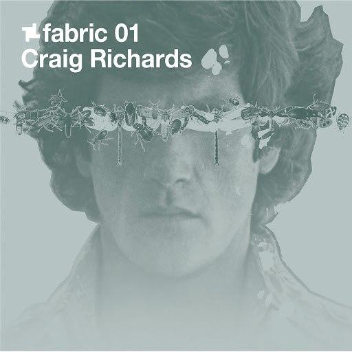 Craig Richards альбом fabric 01: Craig Richards