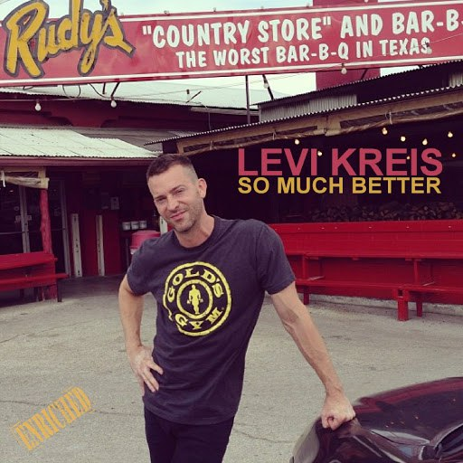 Levi Kreis альбом So Much Better