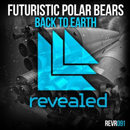 Futuristic Polar Bears альбом Back To Earth