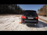 Тест-драйв Mercedes GL 63 AMG в программе Разгон с Анастасией Трегубовой_HD
