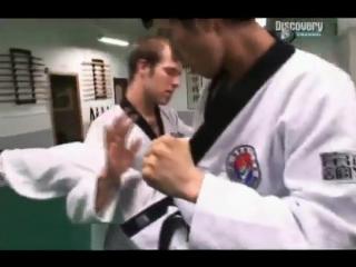 Тайны боевых искусств - Южная Корея, Сеул - Хапкидо