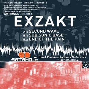 Exzakt альбом The Second Wave EP