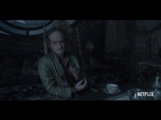 Lemony Snicket's A Series of Unfortunate Events | And The Winner Is: Count Olaf | 2017 Golden Globes | Netflix