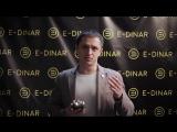 Отзыв о E-DINAR (Владимир Рахов)