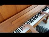 TUJAMO &amp  Danny Avila - Cream ( Piano Arrangement by Danny )