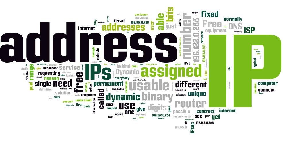 Услуга статического ip адреса