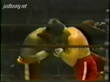 №24 Smokin Joe Frazier (Джо Фрейзер) vs Jerry Quarry I 1-2