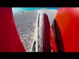 Спуск с горы на скорости 167 км_ч_ Мировой рекорд «самый быстрый горный байкер»