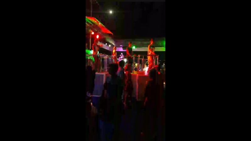 Orange 2016 na pirse diskoteka