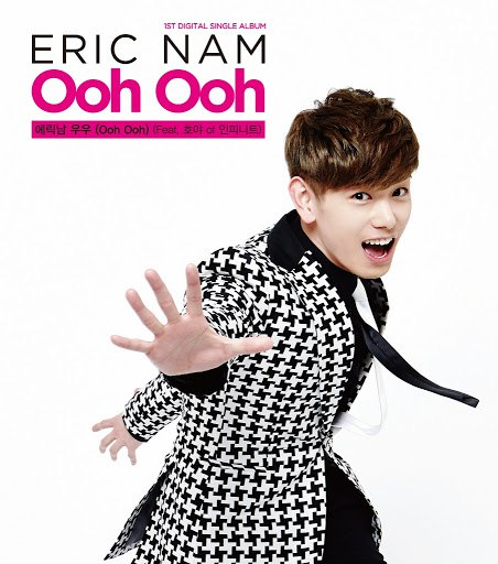 Eric Nam альбом Ooh Ooh