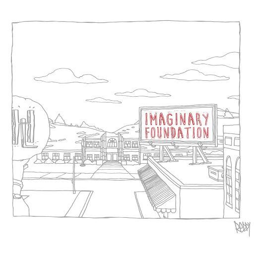 Reddy альбом Imaginary Foundation