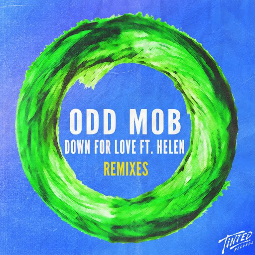Odd Mob альбом Down for Love (feat. Helen) [Remixes]