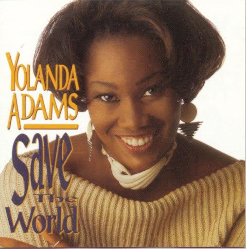 Yolanda Adams альбом Save The World
