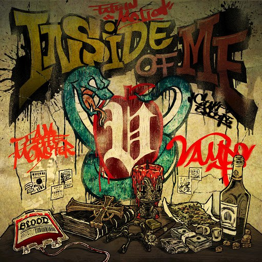 Vamps альбом Inside Of Me