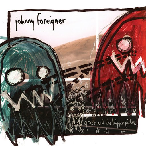 Johnny Foreigner альбом Grace and the Bigger Picture