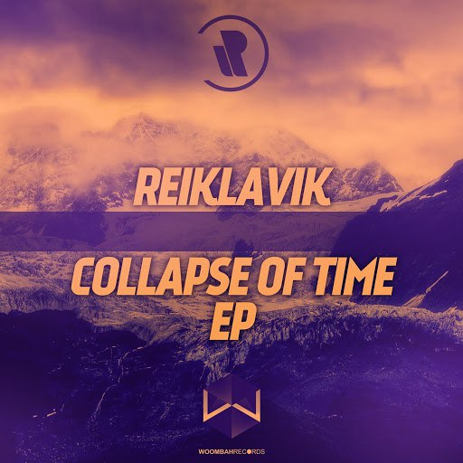 Reiklavik альбом Collapse of The Time