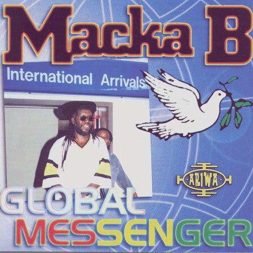 Macka B альбом Global Messenger
