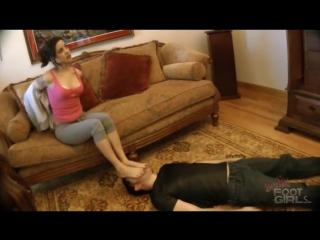 Goddess jamie daniels sexy feet foot fetish femdom soles mistress sex porn