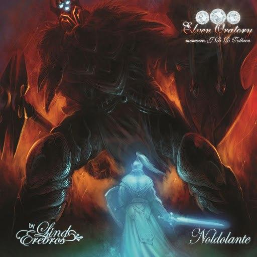 Lind Erebros альбом Elven Oratory - Noldolante