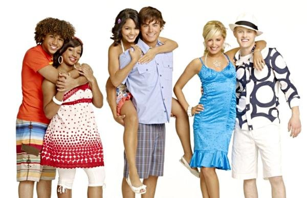 High school musical 2 you are the music in me (full hd 1080p.