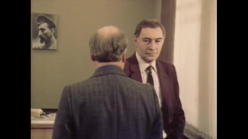 «ТАСС уполномочен заявить» (1984) - детектив, приключения, реж. Владимир Фокин