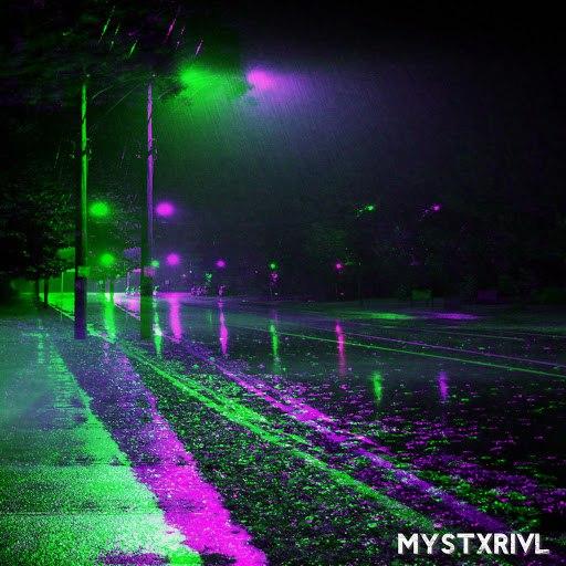 MYSTXRIVL альбом Blvck Rvin