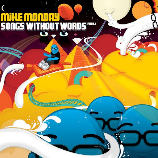 Mike Monday альбом Songs Without Words