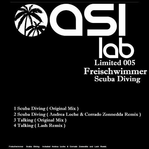 Freischwimmer альбом Scuba Diving - EP
