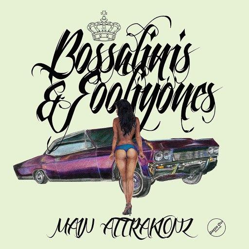 Main Attrakionz альбом Bossalinis & Fooliyones